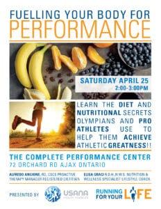 Health, Fitness, Performance, Athletes, Kids