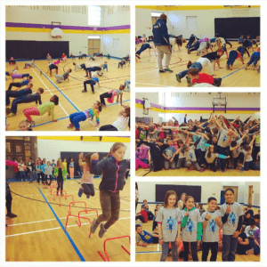 Confidence Thru Fitness – Duke Of Cambridge Elementary School