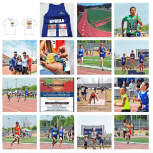 Super Meet Series – Track & Field